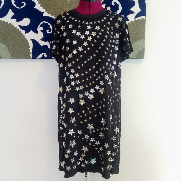 Juicy Couture Black Label Women s Black Star Dress bd66203114